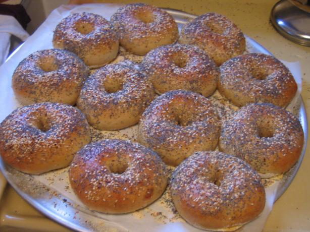 The Real New York Bagel Recipe