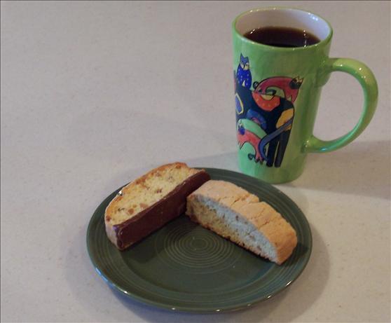 Almond-Anise Biscotti