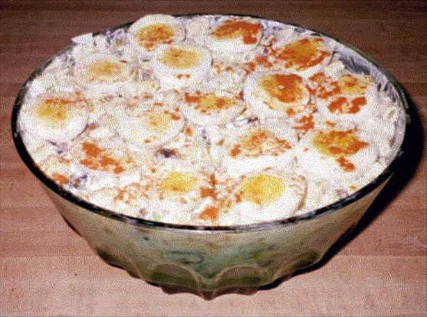 Aunt Woofie's Macaroni Salad