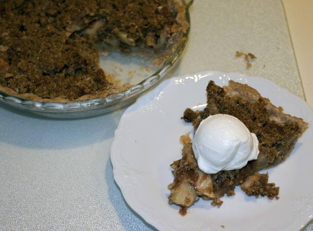 Anme's Apple Crumb Pie