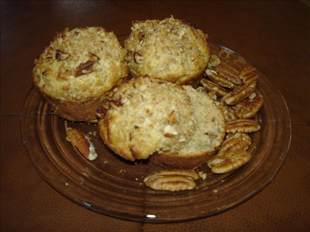 Nigella Lawson Maple Pecan Muffins