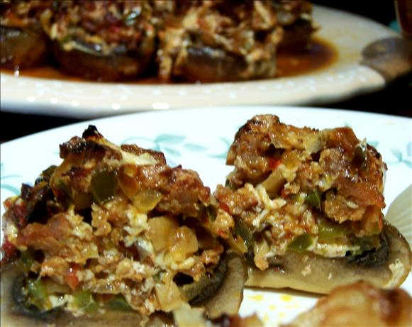 Delish Stuffed Mushrooms - Gluten / Egg Free