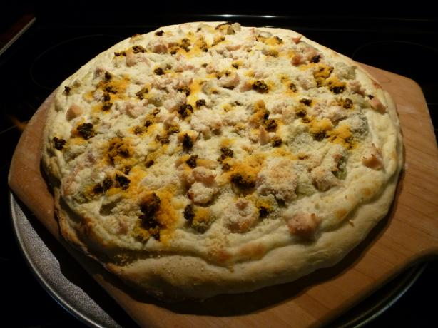 KitchenExpeditions® Special-TeaMmmm Pizza!!