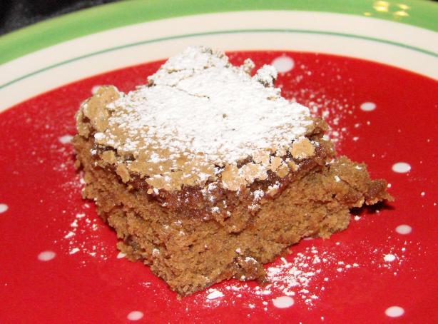 Maple Brownies