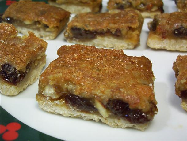 Bake Exchange Butter Tart Bars