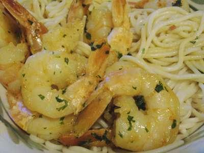 Garlic - Lover's Shrimps