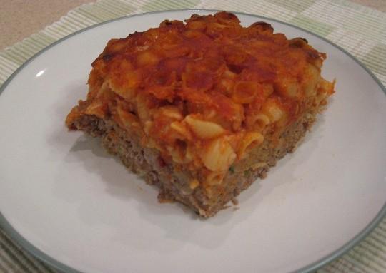 Adriana's Pasta Pie