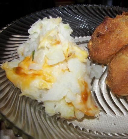 Rumbledethumps - Celtic Potato, Cabbage & Cheese Gratin