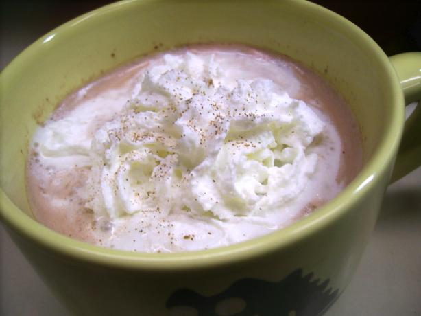 Decadent Hot Chocolate