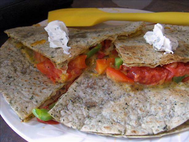 Quesadillas for One or Two