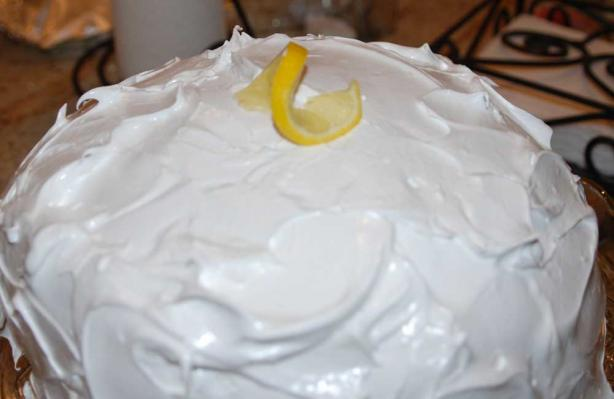 Ultimate Lemon Layer Cake