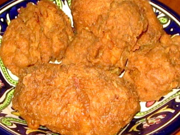 Popeyes Bonafide Spicy Chicken (Copycat)