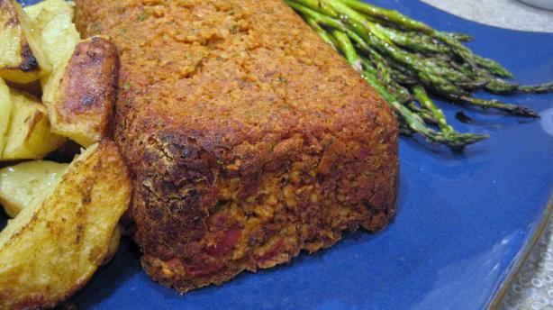 Another Yummy Veggie Loaf