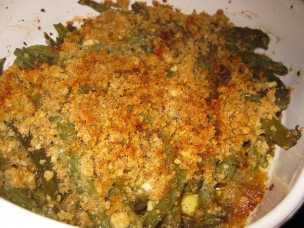 Green Bean Caesar