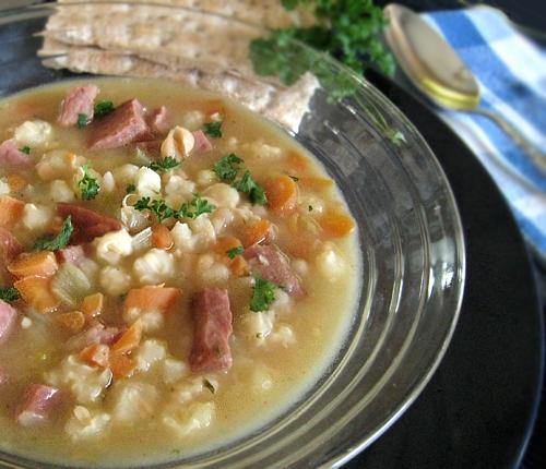 My Favorite Navy Bean Soup...so Easy to Prepare!