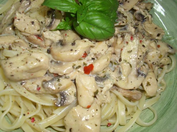 Chicken Pasta Supreme
