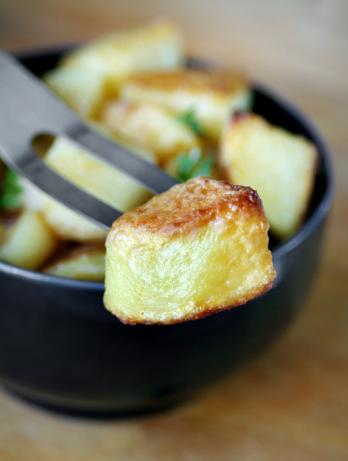 Sauteed Garlic Potatoes