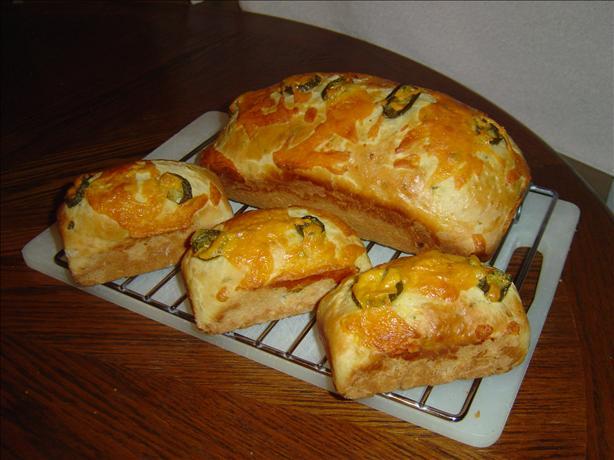 Poppin' Jalapeno Bread