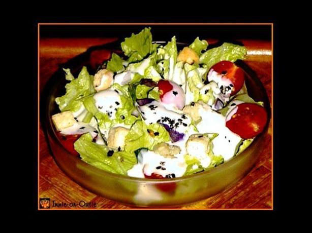 Okinawan Spinach (Handama) Salad