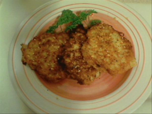 Low Carb Latkes