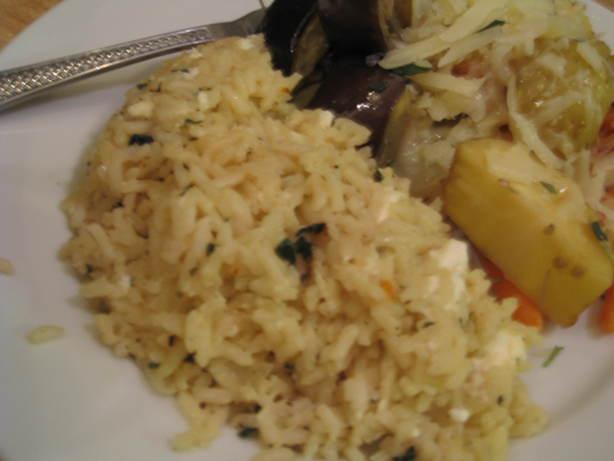 Grecian Rice