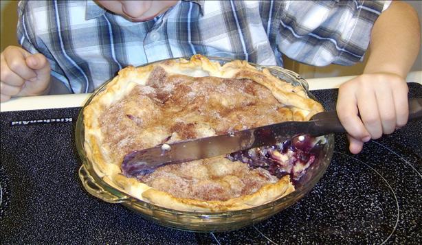 Jacob's Apple Pie Surprise