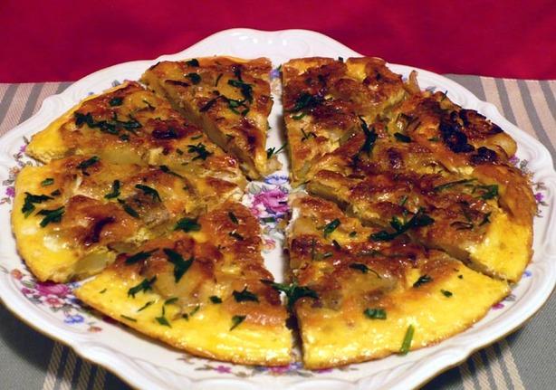Boqueria's Tortilla Espanola
