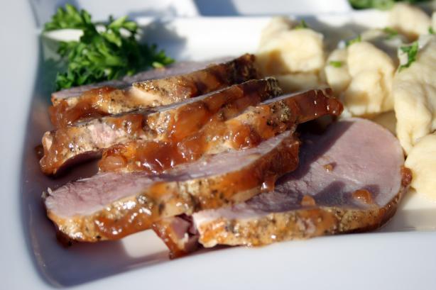 Savory Pork Loin