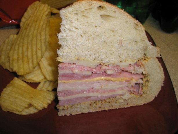 Fishermans Sandwich