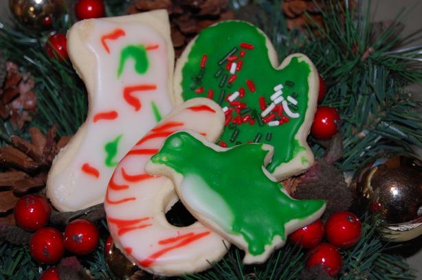 Top Secret Sugar Cookies