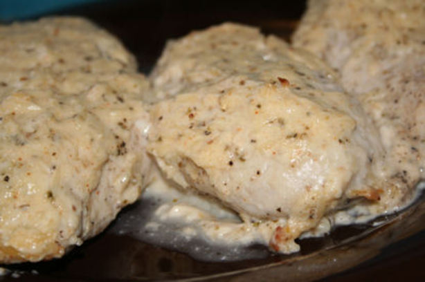 Miracle Whip Parmesan Chicken