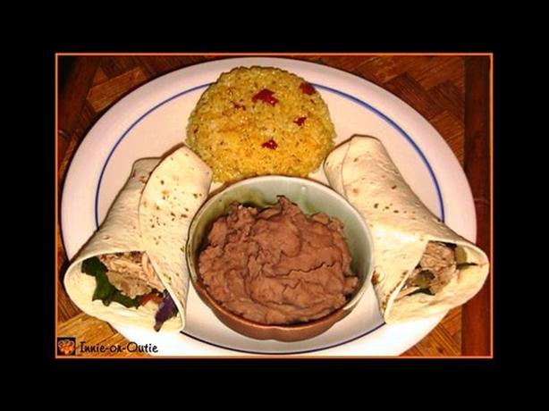 Speckled Golden Rice