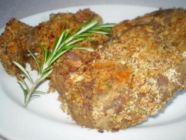 Orange and Rosemary Lamb Cutlets