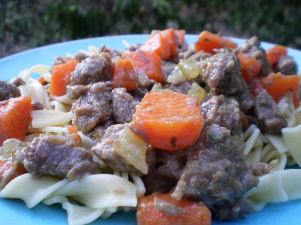 Fort Stanwix Beef (Or Veal) Stew