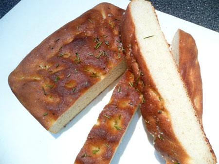 Focaccia for the Love of It - Longmeadow Farm