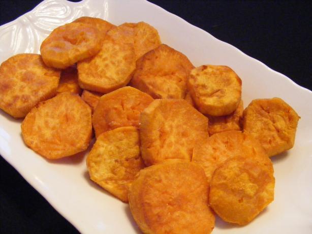 Fried Sweet Potatoes or Yams