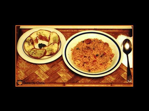 Couscous Skillet Paella