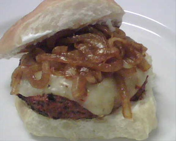 Bordertown Burgers With Spicy Onions