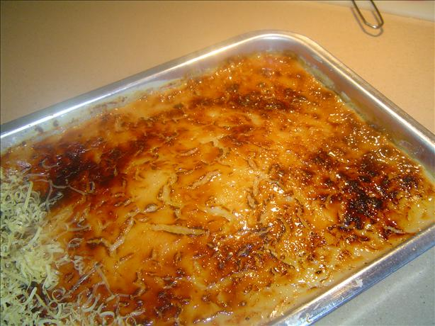 Cassava Cake With Shredded Buco