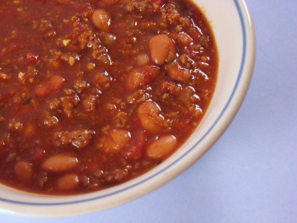 Pa-Paw's Chili