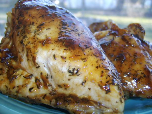 Glazing Your Chicken With Jam and Balsamic - Longmeadow Farm