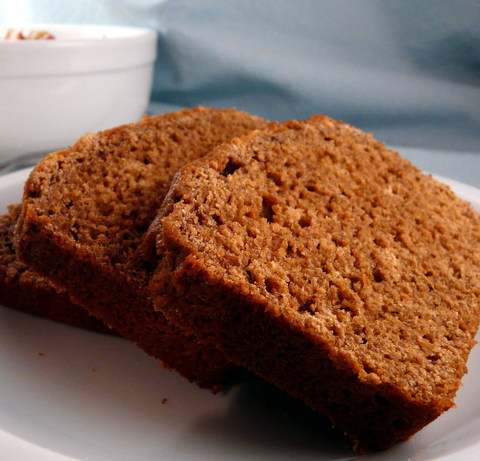 Quick Whole Wheat and Molasses Bread