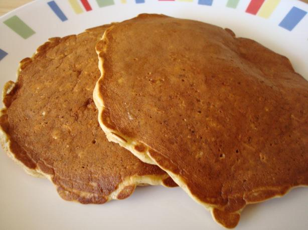Oatmeal Hotcakes