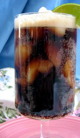 Coffee-Cola Cooler (Non-Alcoholic)