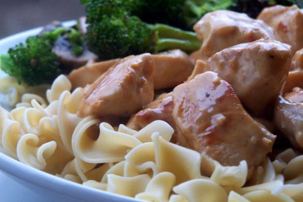 Italian Ranch Chicken