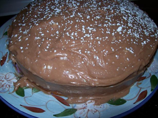 Chaucktau Cake