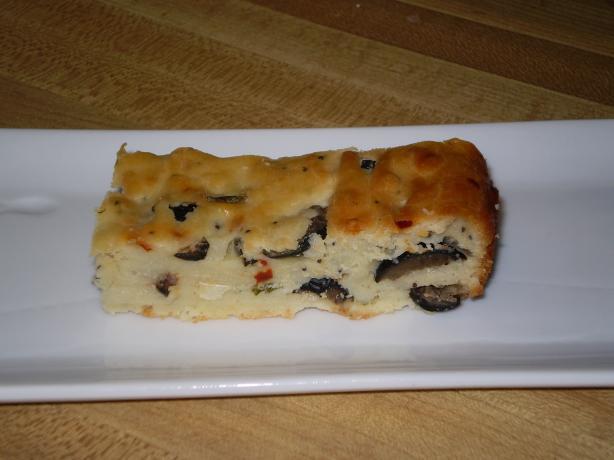 Black Olive Cake