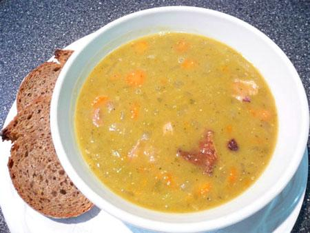 Vintage Betty Crocker Split Pea Soup