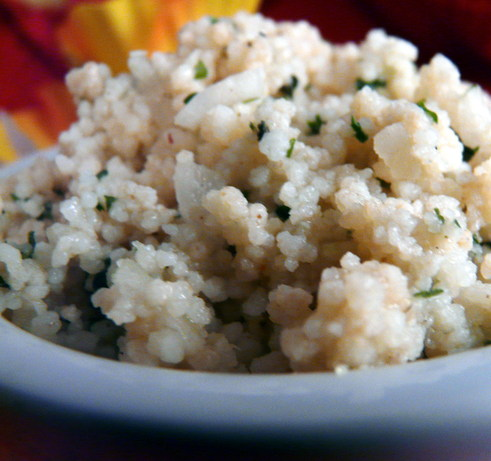 Seasoned Couscous