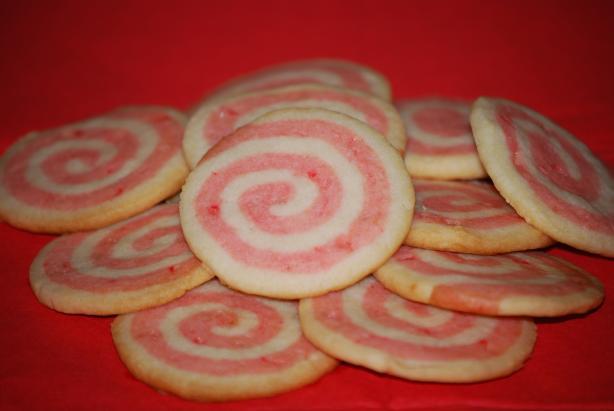 Candy Cane Pinwheels